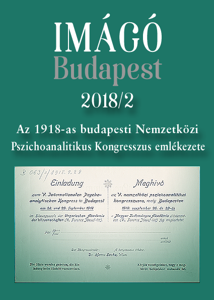 2018 2 Az 1918 as kongresszus cover