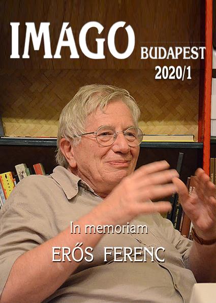 2020 1 In memoriam ERŐS FERENC cover